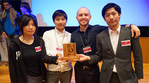 Tokyo Tech Hult Prize winners book place in regionals