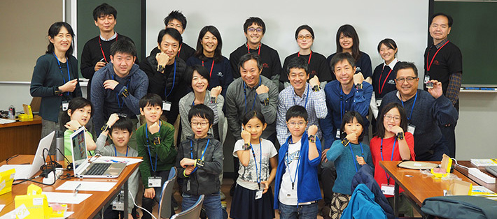 Tokyo Tech Fund supports micro:bit workshop for youngsters