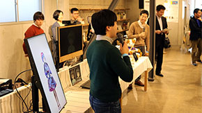 Tokyo Tech's CBEC teams up with art students for Tech×Art Festival