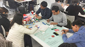 A report on Glocal Spring School 2019 program in Tokyo Tech