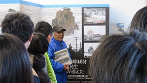 Tokyo Tech volunteers in Fukushima for study tour