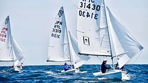 Three Tokyo Tech pairs advance to 28th All Japan Women's Student Sailing Championships