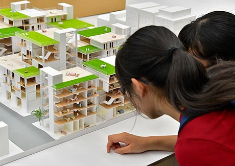 Examining architectural model