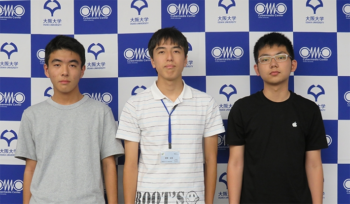 2019 winners: Team Nerv from Hamamatsu Technical High School