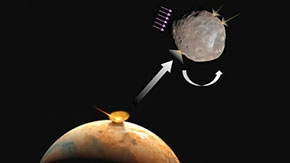Japan's MMX Martian Moon Probe is Unlikely to Bring Back Dangerous Martian Microbes