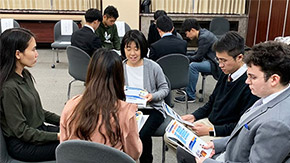 Tokyo Tech Academy for Leadership (ToTAL) welcomes nine new students
