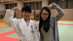 TISA and Judo Club hold collaborative event