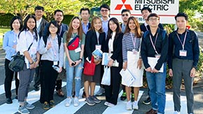 TAIST-Tokyo Tech Student Exchange Program in Japan 2019