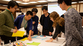 Tokyo Tech Academy for Convergence of Materials and Informatics (TAC-MI) holds 1st International Forum