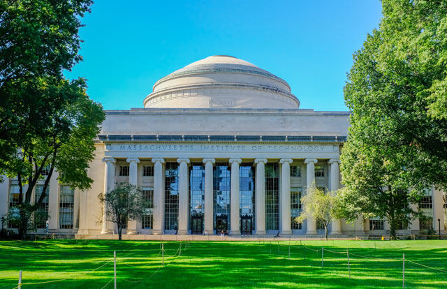 Symbolic Great Dome at MIT