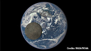 Scientists provide new explanation for the far side of the Moon's strange asymmetry