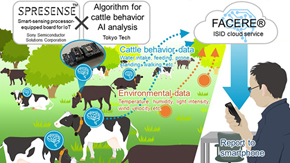 "Using Edge AI to listen to the ""silent voices"" of cattle"