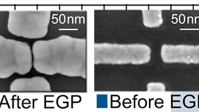 Nanogap electrodes: Self-terminating electroless gold plating for electronic nanodevices