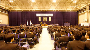 [reposted] Graduation Ceremony to be held Tuesday, March 26, 2013