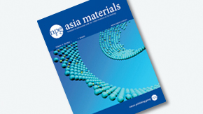 NPG Asia Materials new Impact Factor of 9.042