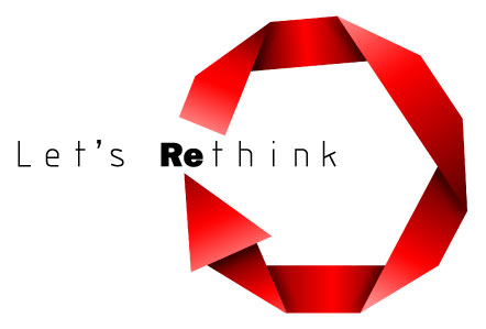 "TEDxTitech 2017 ""Let's Rethink"" ロゴ"