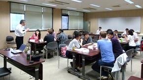 留学生と日本人学生とのIT共同研究開発プロジェクト
