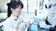 幅広い分野から生命理工学を学べる国内最大規模の教育研究組織。