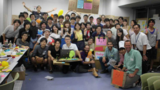 """d.school comes to Tokyo Tech""; Lecture and Workshop on ""Design Thinking"""