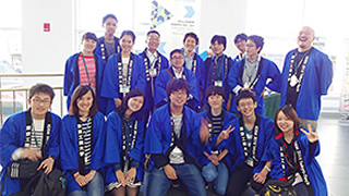 Tokyo Tech team extends gold medal record at iGEM 2015