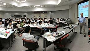 高大連携サマーチャレンジ2014 開催報告