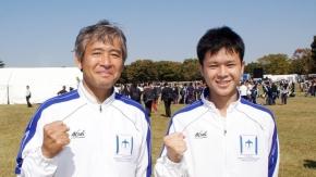 陸上競技部エースが箱根駅伝関東学生連合チームに選出