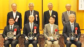 細野秀雄教授が、IGZOターゲットの開発により「第40回井上春成賞」を受賞