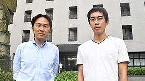 TBSテレビ「未来の起源」に浅輪研究室の押尾晴樹特別研究員が出演