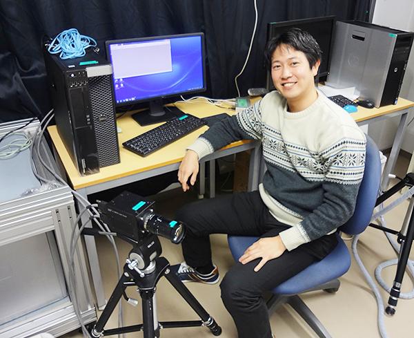 紋野雄介研究員が第32回井上研究奨励賞受賞
