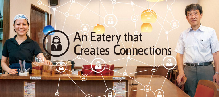 An eatery that creates connections