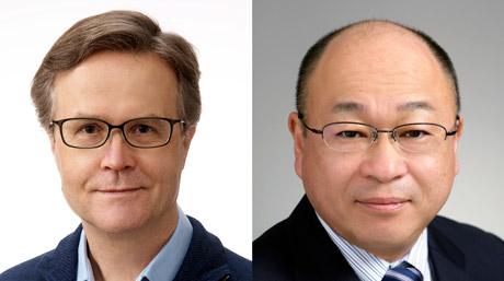 マーティン・バッハ教授と福島孝典教授が2020年度高分子学会賞をそれぞれ受賞