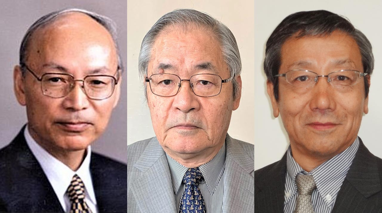東工大関係者3名が令和3年春の叙勲を受章