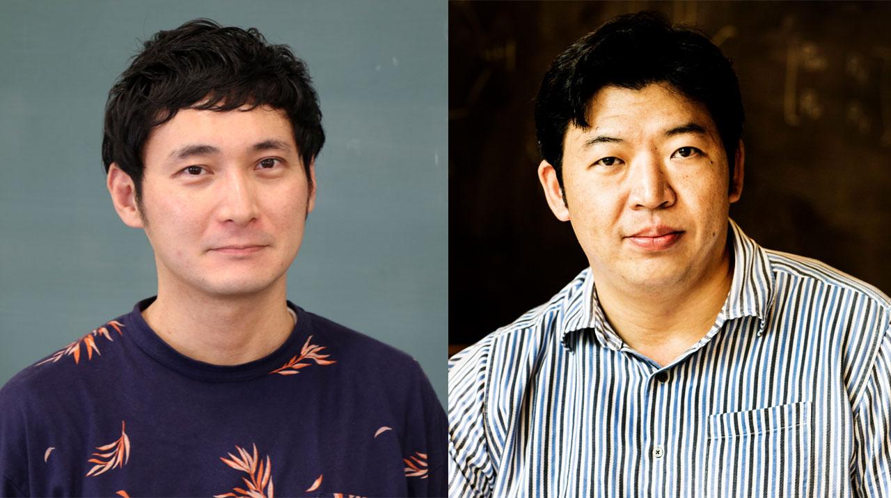 BSプレミアム「コズミックフロント」に奥住聡准教授と玄田英典准教授が出演