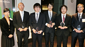 CFA Institute Research Challenge 2013-2014 国内大会優勝