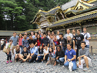Two-day field trip to Nikko