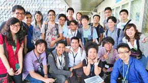 フィリピンへの超短期派遣プログラム実施報告