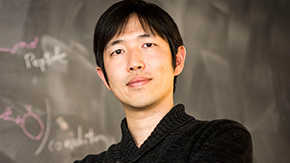 BSジャパン「未来EYES」に地球生命研究所の藤島皓介研究員が出演