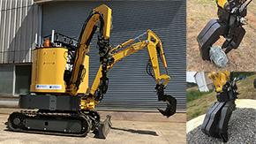 新機構を備えた複腕建設ロボット―ImPACTタフ・ロボティクス・チャレンジによる新しい災害対応重作業ロボットの開発―