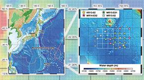 南鳥島レアアース泥の資源分布の可視化と高効率な選鉱手法の確立に成功