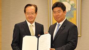 東京工業大学と川崎市がイノベーション推進に関する連携協定を締結