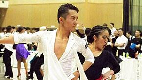 東工大生のリードで理工科系大学学生競技ダンス選手権4種優勝