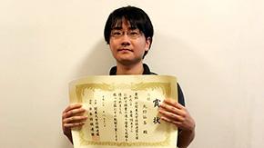 将棋部の大野弘喜さんが関東オール学生最強者戦で3位入賞