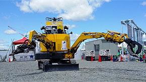 災害対応ロボット、パワーロボット用の革新的油圧アクチュエータを開発