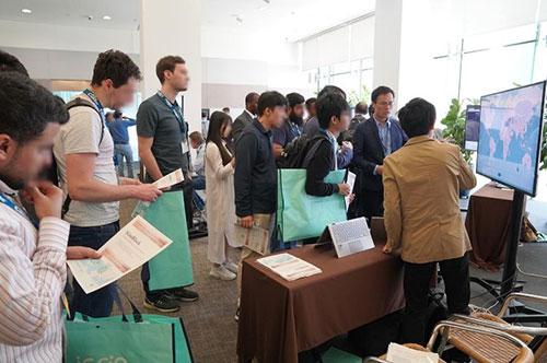 国際会議IEEE ICBC 2019でのデモ展示
