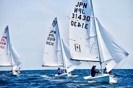 部 ヨット 東工 大 東工大ヨット部の岡田暎さんと堀江嶺太郎さんが関東学生ヨット選手権大会予選で1位