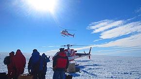 硫黄同位体組成が解き明かす南極硫酸エアロゾルの起源