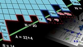 フッ素とネオンの同位元素の存在限界を初めて決定