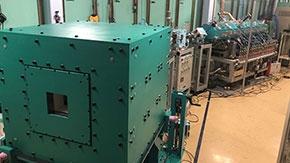 現場利用のための「理研小型中性子源システム RANS-II」