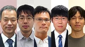 本学教職員ら5名が第36回井上学術賞・井上研究奨励賞を受賞