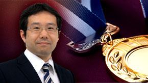 田中克典教授が日本化学会第37回学術賞を受賞
